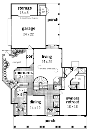 Floor Plans Southern Living by House Plan Charleston House Plans Plantation House Plans
