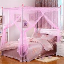 mosquito net for bed 150x200cm palace mosquito netting four corner bed curtain canopy