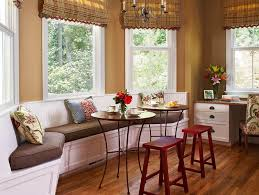 Round Kitchen Tables Ways Of Integrating Corner Kitchen Tables In Your Décor