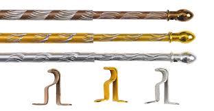 Aluminum Curtain Rod Aluminium Curtain Rods Window Curtains U0026 Drapes
