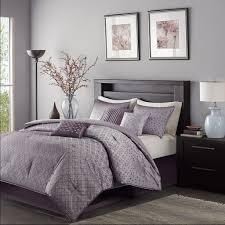 Grey Bedding Sets King Mauve And Grey Bedding Purple And Grey Comforter Sets Plum