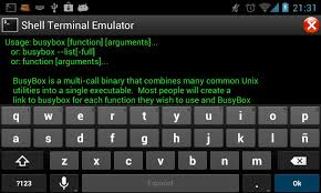 learn android linux command line shell shell terminal emulator android apps on play