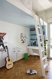 Bunk Bed Loft With Desk Best 25 Loft Bed Desk Ideas On Pinterest Bunk Bed With Desk