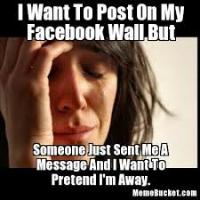 Facebook Post Meme - i want to post on my facebook wall but create your own meme