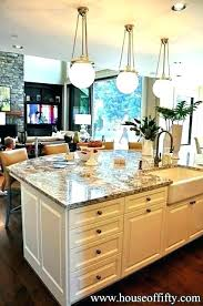 kitchen island with sink and dishwasher and seating kitchen island seating dimensions kitchen island with sink for large
