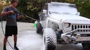 foam cannon chemical guys foam cannon jeep jk