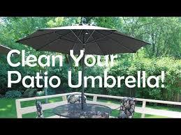 Paint Patio Umbrella How To Clean Your Patio Umbrella