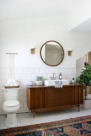 Modern Vintage Interior Design Modern Vintage Bathroom Reveal Modern Vintage Bathroom Vintage