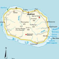 where is cook islands located on the world map cook island tourist destinations