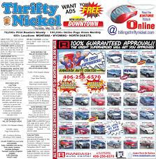 thrifty nickel may 29 by billings gazette issuu