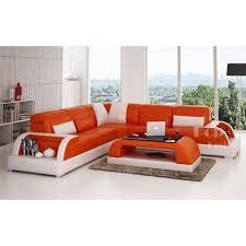 canap d angle de luxe canapé d angle design en cuir bolzano l pop design fr