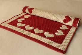 tappeti shop tappeto cucina cuori giardino di biancheria per la casa