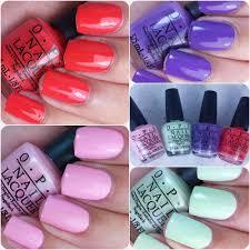 nail polish color chart popular nail polish colors beautiful