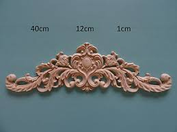 Decorative Furniture Wooden Mouldings Woodworking Ebay