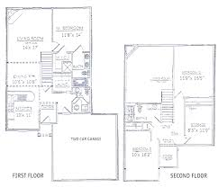 3 bedroom house plans basement corglife