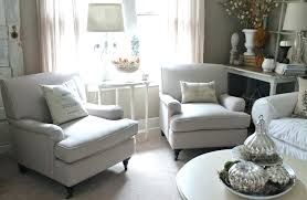Living Room Chairs With Arms White Living Room Chairs Smc
