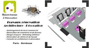 bureaux et commerce rénovation de commerce et bureaux à bordeaux cub en gironde 33