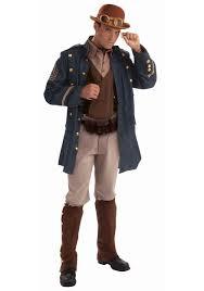 mens steampunk general costume steampunk halloween costumes