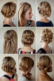 step by step braid short hair easy braid styles hair ideas with long hair hairstyle pop