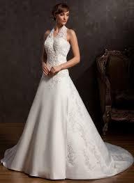 Halter Neck Wedding Dresses Halter Wedding Dresses Affordable U0026 Under 100 Jj U0027shouse