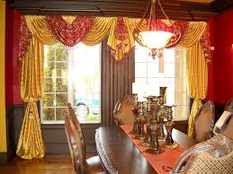 Dining Room Window Treatments Ideas 601 Best Drapery Images On Pinterest Window Coverings Curtain