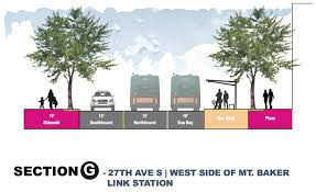 is qfc open on thanksgiving mt baker intersection plan continues to wow a new standard for