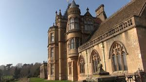 tyntesfield victorian gothic revival house and estate north