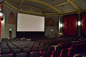 the newly renovated davis theater is a vaudeville house for the
