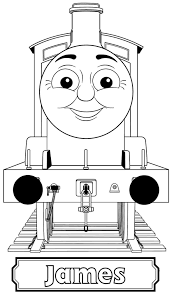 thomas printable coloring pages and thomas ghost train haunted