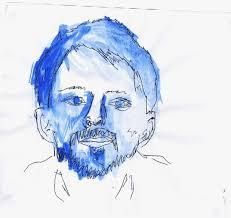 thom yorke biro watercolour by saskiaa on deviantart