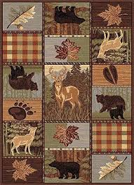 Rustic Lodge Rugs 31 Best Rugs Images On Pinterest Rustic Cabins Lodges And Log