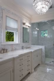 Carrara Marble Subway Tile Bathroom Contemporary With Bathroom Carrara Marble Bathroom Designs