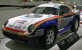 porsche rally car jump unusual rally cars grassroots motorsports forum