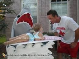coolest homemade shark and shark attack costumes