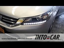2014 honda accord led intothecar honda accord flashback led headlights custom