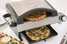Outdoor Pizza Oven Amazon Com Cuisinart Cpo 600 Alfrescamore Portable Outdoor Pizza