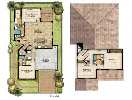 4 Bedroom 2 Story House Plans 3d House Floor Plans 2 Story House Plan 3d