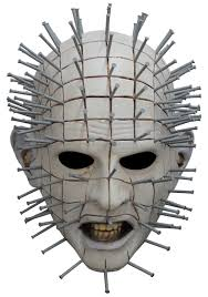 Jeepers Creepers Halloween Mask by Hellraiser Pinhead Mask