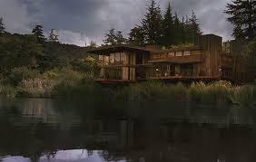Ex Machina House Location When A Stranger Calls U0027 Movie House