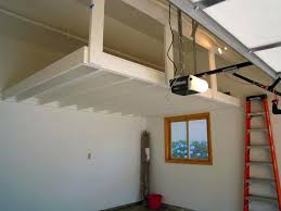 garage storage mezzanine full image for latest garage projects and