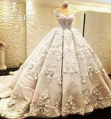 luxury wedding dresses cheap arab luxury wedding dress buy quality luxury wedding