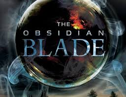 Obsidian Teh the obsidian blade by pete hautman books of