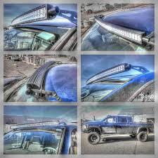 Led Light Bar Mounts Dodge Ram 50