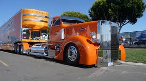 used semi trucks custom semi trucks