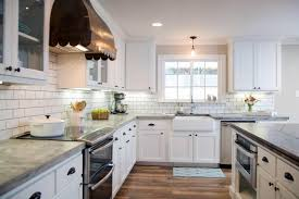 tiled kitchen countertop smith design image of tile kitchen countertops with white cabinets