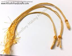 necklace rope images Necklace cords dori 39 s back rope khushi handicrafts jpg