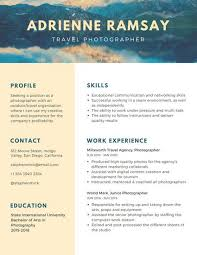 Exceptional Creative Resume Designs Tags Yellow And Blue Photo Creative Resume Templates By Canva