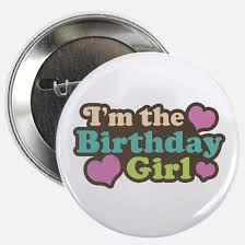 birthday girl pin birthday girl button birthday girl buttons pins badges