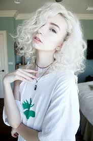 short white hair 40 new hairstyles for short curly hair short hairstyles