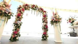 wedding arches flowers wedding arch decoration